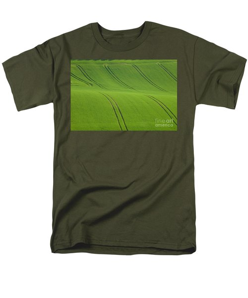 Landscape 5 Men's T-Shirt  (Regular Fit) by Jean Bernard Roussilhe