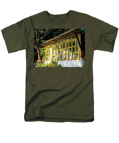 Men's T-Shirt  (Regular Fit) featuring the photograph Lantau Island 46 by Randall Weidner