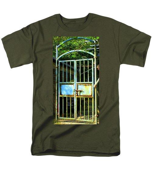 Men's T-Shirt  (Regular Fit) featuring the photograph Lantau Island 48 by Randall Weidner