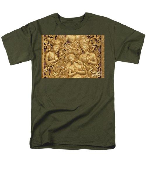 Men's T-Shirt  (Regular Fit) featuring the photograph Laos_d60 by Craig Lovell