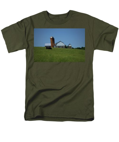 Men's T-Shirt  (Regular Fit) featuring the photograph Lean Beef by Robert Geary