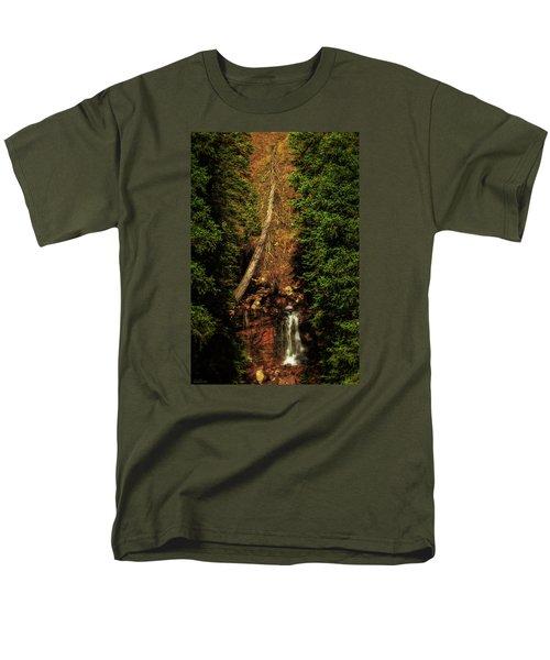 Life And Death Men's T-Shirt  (Regular Fit) by Rick Furmanek