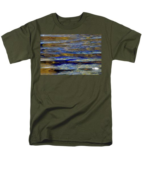 Light And Water  Men's T-Shirt  (Regular Fit) by Lyle Crump