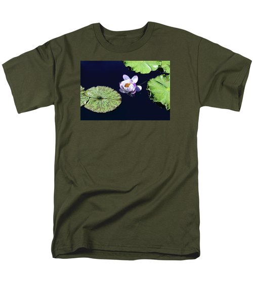 Men's T-Shirt  (Regular Fit) featuring the photograph Lily Love II by Suzanne Gaff