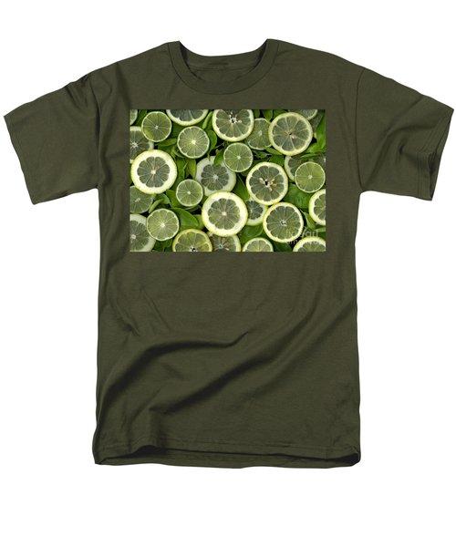 Limons Men's T-Shirt  (Regular Fit) by Christian Slanec