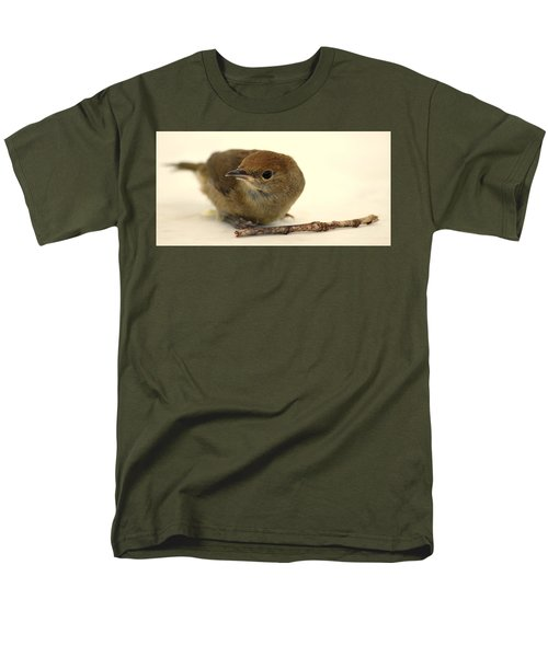 Little Bird 2 Men's T-Shirt  (Regular Fit) by Pierre Van Dijk