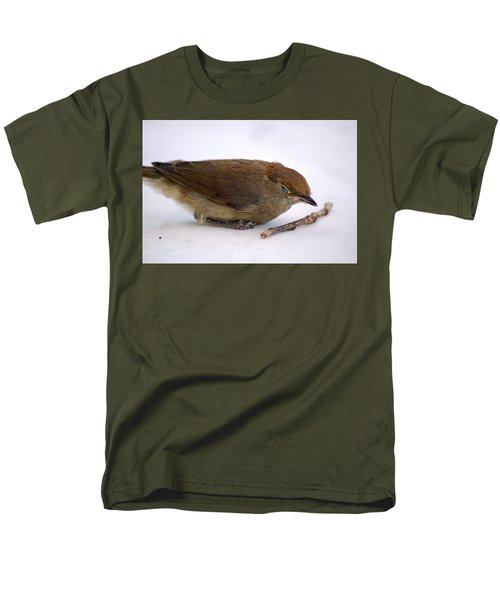 Little Bird  Men's T-Shirt  (Regular Fit) by Pierre Van Dijk