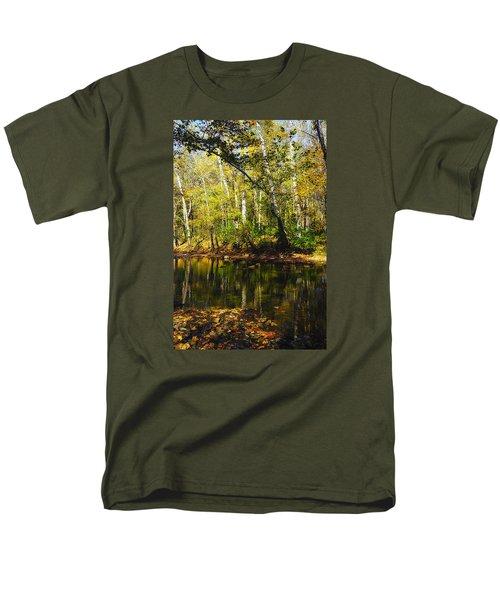 Little Miami River Men's T-Shirt  (Regular Fit)