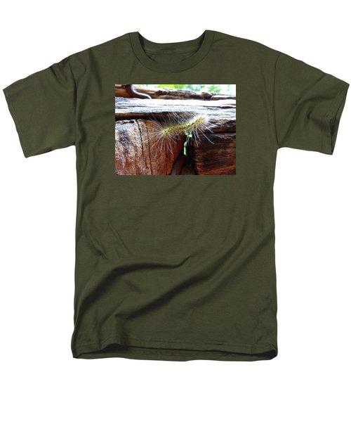 Men's T-Shirt  (Regular Fit) featuring the photograph Living In The Moment by Joel Deutsch