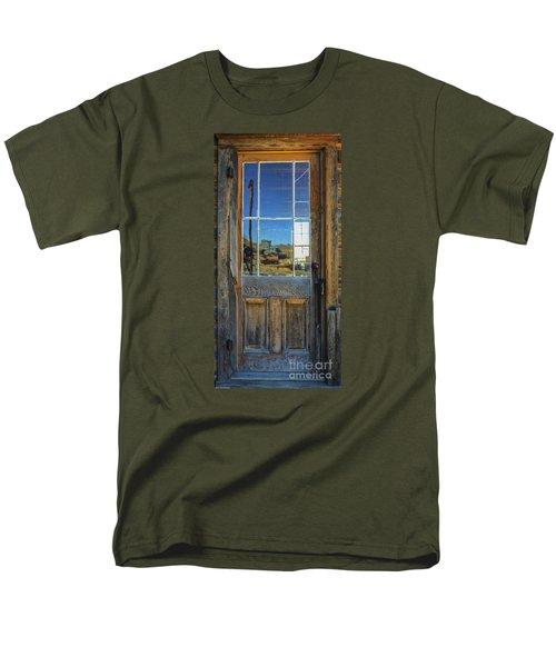 Locked Up Memories Men's T-Shirt  (Regular Fit) by Mitch Shindelbower