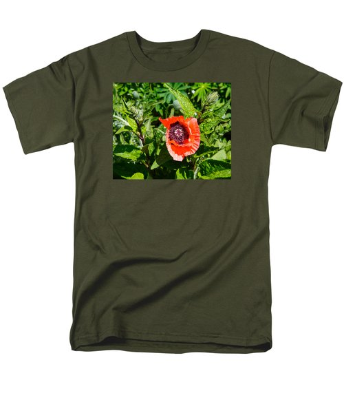 Caught My Eye Men's T-Shirt  (Regular Fit) by Allan Levin