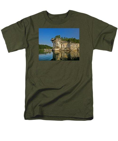 Long Point Men's T-Shirt  (Regular Fit)