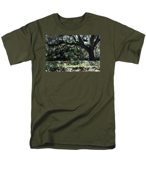 Men's T-Shirt  (Regular Fit) featuring the photograph Low Country Series I by Suzanne Gaff