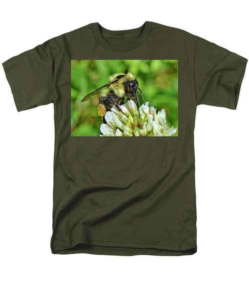 Lunch In The Garden Men's T-Shirt  (Regular Fit) by Ludwig Keck