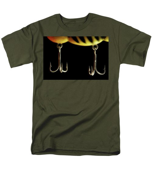 Men's T-Shirt  (Regular Fit) featuring the photograph Lure by Mike Eingle