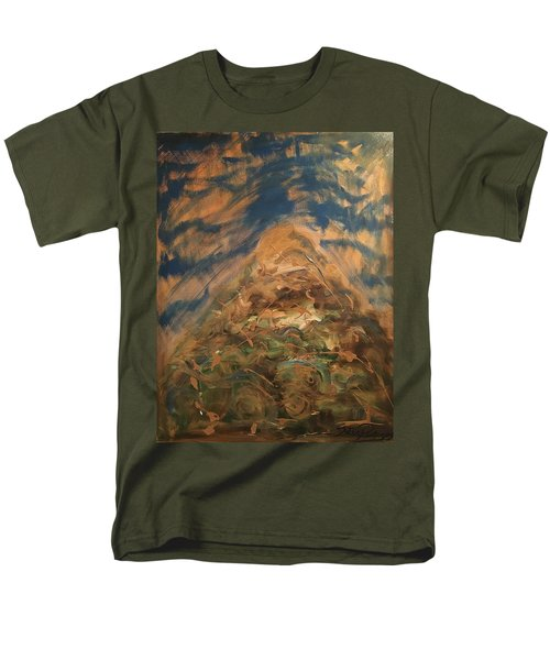 Made It To The Top Men's T-Shirt  (Regular Fit)