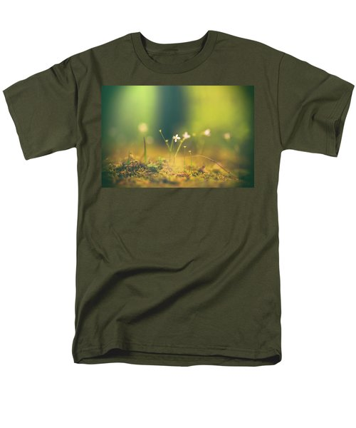 Men's T-Shirt  (Regular Fit) featuring the photograph Magical Moment by Shane Holsclaw
