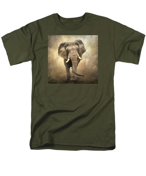 Men's T-Shirt  (Regular Fit) featuring the photograph Majestic Beauty by Brian Tarr