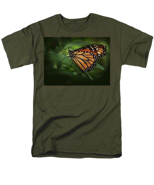 Majestic Monarch Men's T-Shirt  (Regular Fit) by Marie Leslie