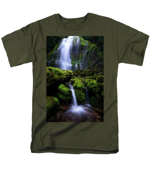 Majestic Proxy Men's T-Shirt  (Regular Fit) by Bjorn Burton