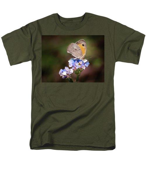 Maniola Telmessia Men's T-Shirt  (Regular Fit)