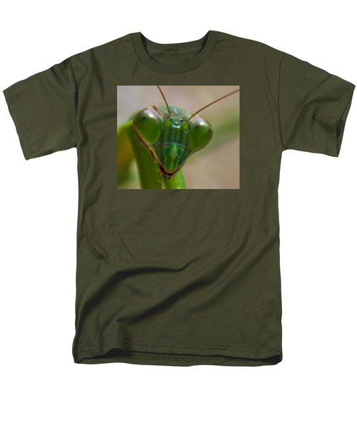 Mantis Face Men's T-Shirt  (Regular Fit) by Jonny D