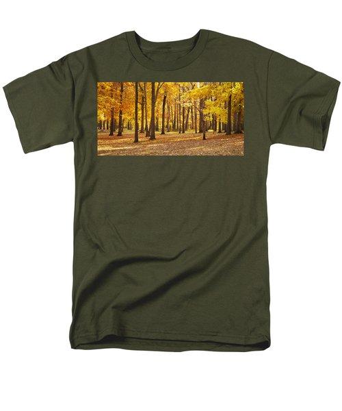 Maple Glory Men's T-Shirt  (Regular Fit) by Francesa Miller