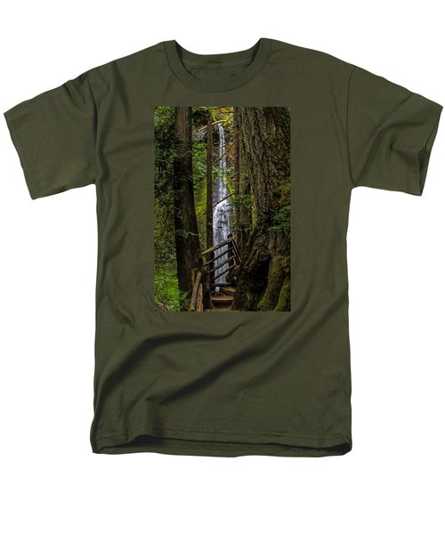 Mary Mere Men's T-Shirt  (Regular Fit) by Alana Thrower
