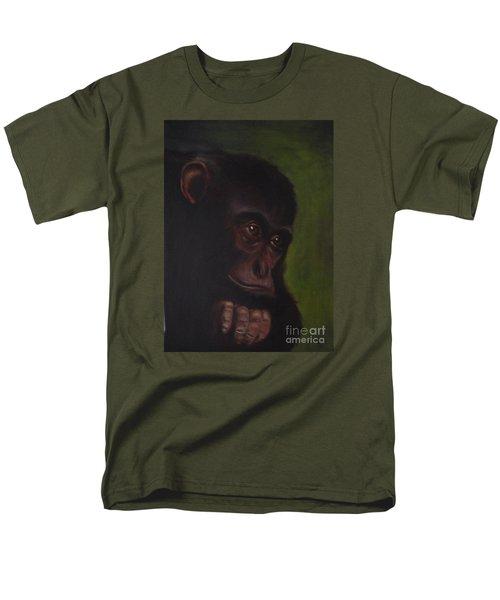 Meditation Men's T-Shirt  (Regular Fit)