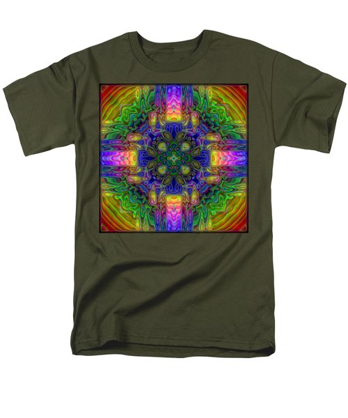 Melted Men's T-Shirt  (Regular Fit) by Lyle Hatch