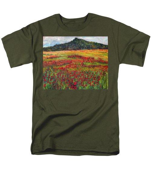 Memories Of Provence Men's T-Shirt  (Regular Fit)