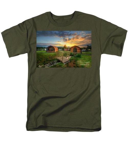 Men's T-Shirt  (Regular Fit) featuring the photograph Mercia Marina 12.0 by Yhun Suarez