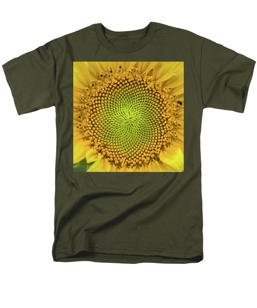 Men's T-Shirt  (Regular Fit) featuring the photograph Mesmerizing by Bill Pevlor