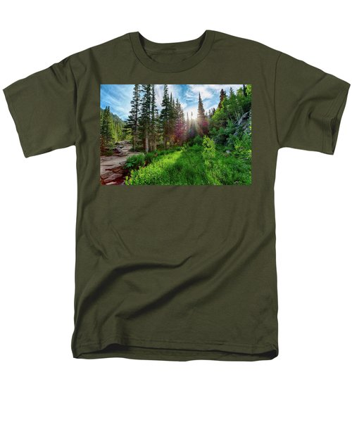 Midsummer Dream Men's T-Shirt  (Regular Fit) by David Chandler