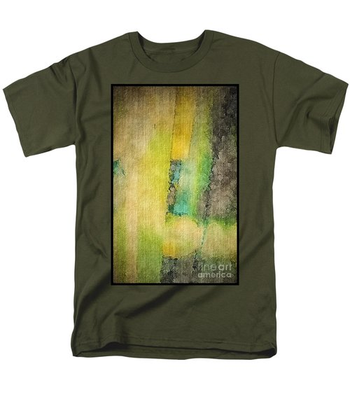 Men's T-Shirt  (Regular Fit) featuring the photograph Mirror by William Wyckoff