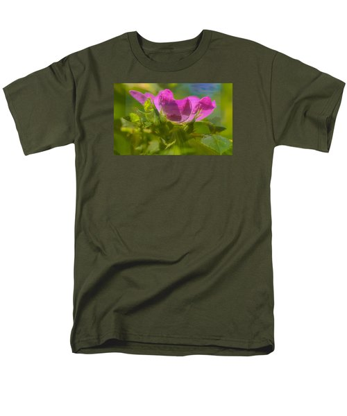 Men's T-Shirt  (Regular Fit) featuring the photograph mix by Leif Sohlman