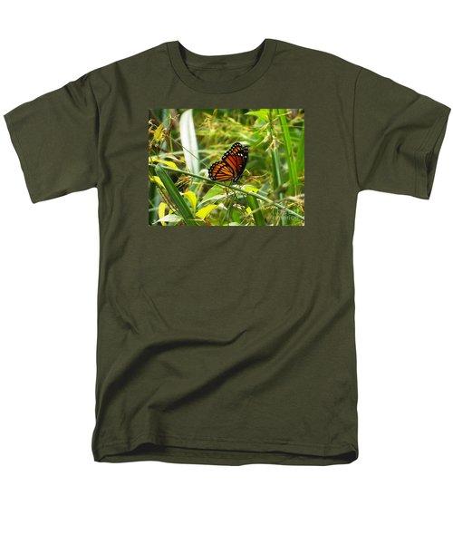 Monarch Men's T-Shirt  (Regular Fit) by Audrey Van Tassell