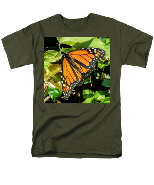 Monarch Men's T-Shirt  (Regular Fit) by Mark Barclay