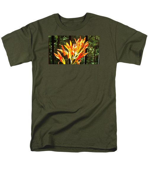 Men's T-Shirt  (Regular Fit) featuring the photograph Morning Glory by Jake Hartz