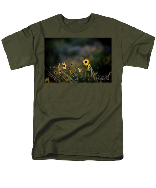 Men's T-Shirt  (Regular Fit) featuring the photograph Morning Light by Kelly Wade