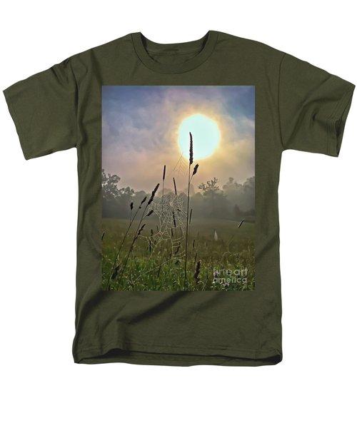 Morning Light Men's T-Shirt  (Regular Fit) by Kerri Farley