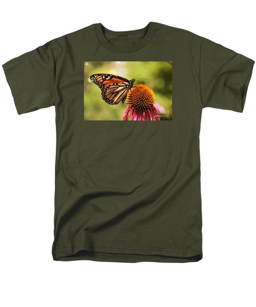 Men's T-Shirt  (Regular Fit) featuring the photograph Morning Wings by Yumi Johnson