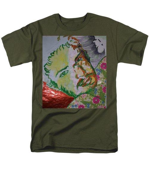 Mothering Max Men's T-Shirt  (Regular Fit)