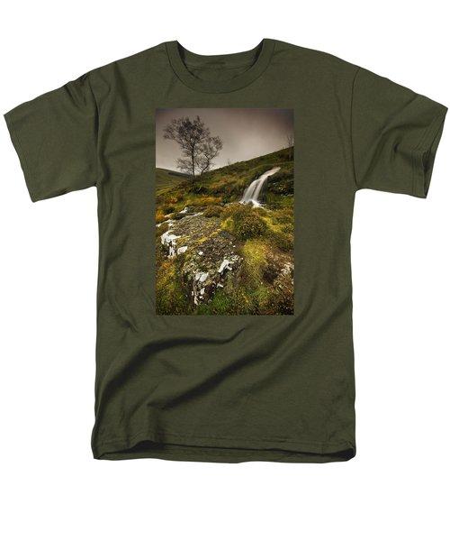 Mountain Tears Men's T-Shirt  (Regular Fit) by John Chivers