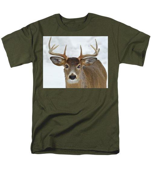 Men's T-Shirt  (Regular Fit) featuring the photograph Mug Shot by Tony Beck