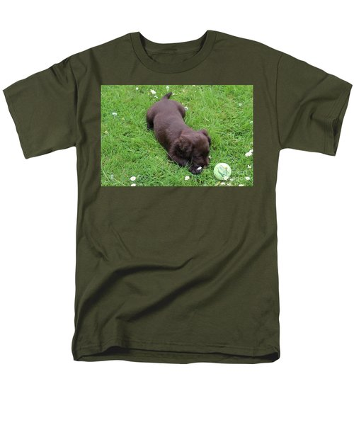 Men's T-Shirt  (Regular Fit) featuring the photograph My First Time... by Katy Mei