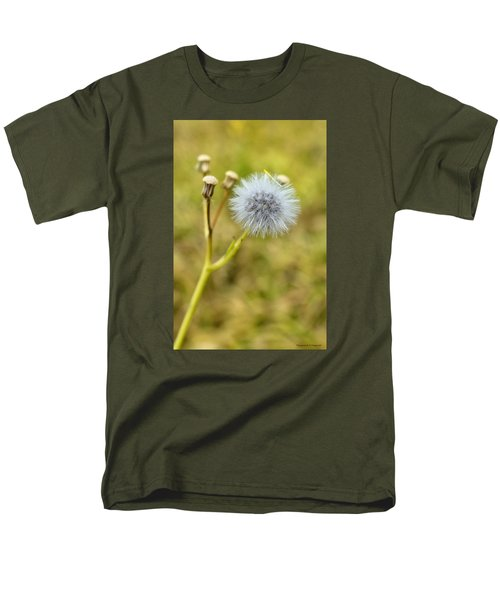 Men's T-Shirt  (Regular Fit) featuring the photograph Natures Beauty 00001 by Kevin Chippindall