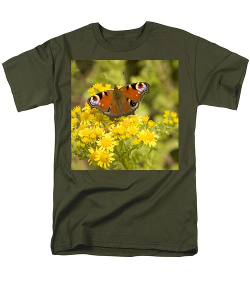 Men's T-Shirt  (Regular Fit) featuring the photograph Nature's Beauty by Ian Middleton