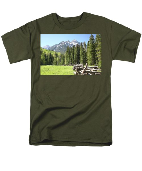 Nature's Song Men's T-Shirt  (Regular Fit) by Eric Glaser