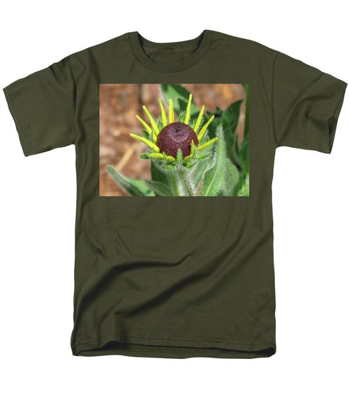 New Daisy Men's T-Shirt  (Regular Fit) by Michele Wilson